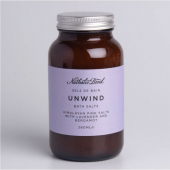 Nathalie Bond Unwind Bath Salts