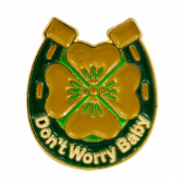 Patch Ya Later Don't Worry Baby Pin