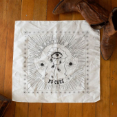 Patch Ya Later Summertime Blues Bandana