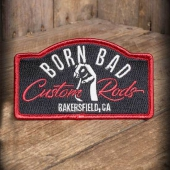 Rumble59 Patch Born Bad Custom Rods