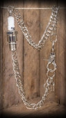Rumble59 Spark Plug Wallet Chain