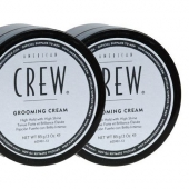 American Crew Grooming Cream double pack