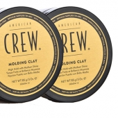 American Crew Molding Clay double pack