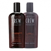 American Crew Daily Shampoo + Conditioner