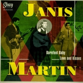 Janis Martin - Barefoot baby / Love and kisses