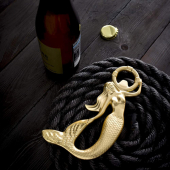 Gentlemen's Hardware Bottle Opener Mermaid