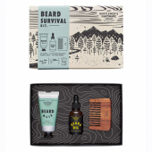 Gentlemen's Hardware Beard Buddy Kit