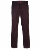 Dickies WP894 Industrial Work Pant Chocolate Brown