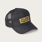 Filson Seattle Logger Mesh Cap Black