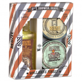 Reuzel s**t, shower & shave gift pack