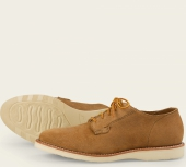 Postman Oxford Style No 3120 - Hawthorne Muleskinner Leather
