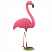 Flamingo iron foot