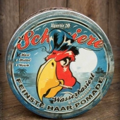 Schmiere waterbased hard pomade