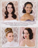 Create Vintage-Inspired Wedding Hairstyles