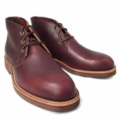 Red Wing Style No. 9215 Foreman Chukka