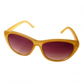 Audrey Sunglasses Yellow