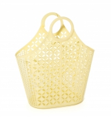 Sun Jellies Jane Yellow Tote Bag