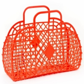 Sun Jellies Dorothy Coral Bag