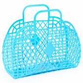Sun Jellies Olivia Aqua Blue Bag