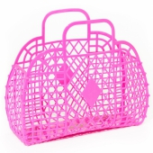 Sun Jellies Molly Hot Pink Bag