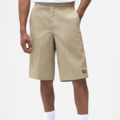 Dickies 13 inch Multi-Pocket Work Shorts Khaki