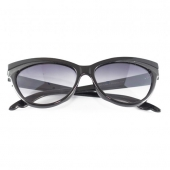 Collectif Classic 50s Sunglasses Black