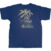 Old Guys Rule The Good Life Metro Blue Tee
