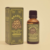 Brazil's Helberg's Bergamot and Hops Beard Oil