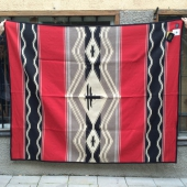 Pendleton Navajo Water Unnapped Robe