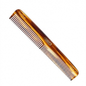 Kent medium sized comb coarse/fine - handmade 6T