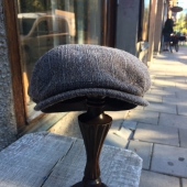 Stetson Belfast Virgin Wool / Cotton