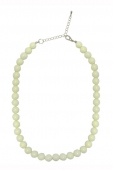 Collectif Clothing Ivory bead necklace