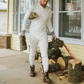 Brixton Fargo Long Underwear Set