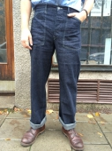 Buzz Rickson's Trousers Working Denim