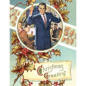 Anne Taintor Christmas Card, Christmas Greeting