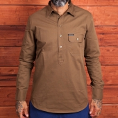 DePalma Private Shirt Brown