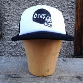 Deus Skull Trucker black/white
