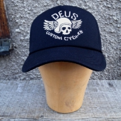 Deus Wings Trucker black/white