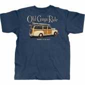 Old Guys Rule Woodn't it be nice? tee