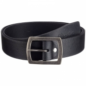 Wrangler Central Bridge Buckle Belt Black