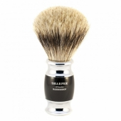 Sharper Shaving Brush Pure Badger