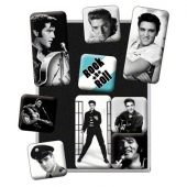 Elvis magnet set