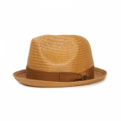 Brixton Castor copper hat