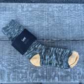 Lee Knitted Socks Dark Army Green