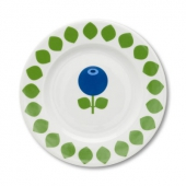 Floryd Porcelain plate blueberry