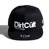 Dirt Cült Mud Long Beach black