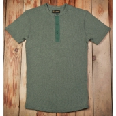 Pike Brothers 1954 Utility Shirt Short Sleeve Light Olive