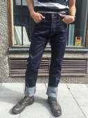 Levi's 501 Original Fit Selvedge Jeans