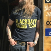 Blackdays Racing Team T-shirt