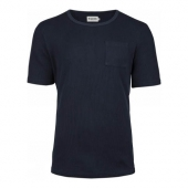 Rester�ds Bill Rib Tee Navy